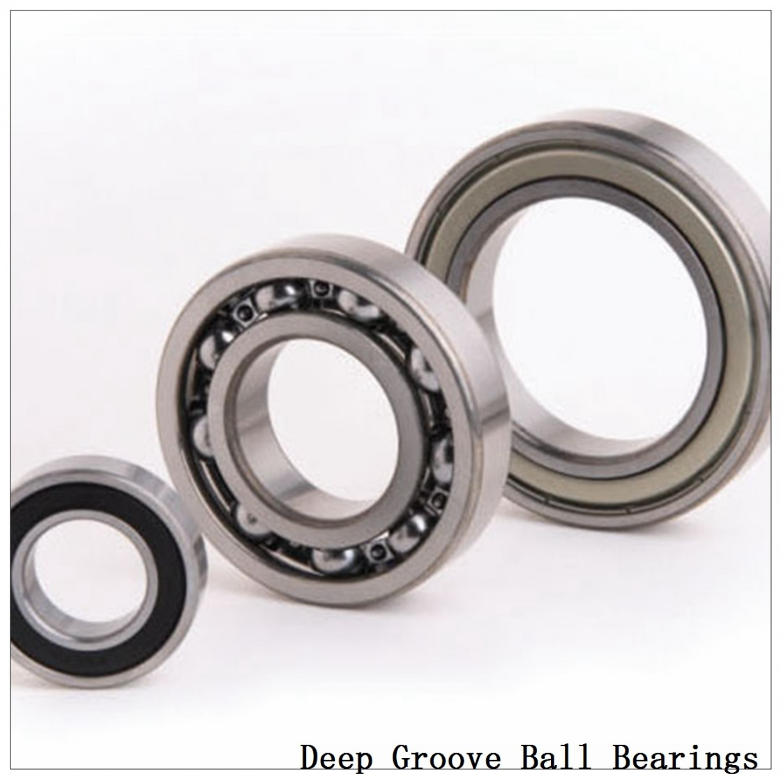 61844MA Deep groove ball bearings
