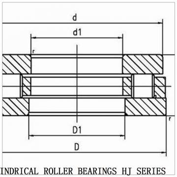 HJ-14017048 CYLINDRICAL ROLLER BEARINGS HJ SERIES