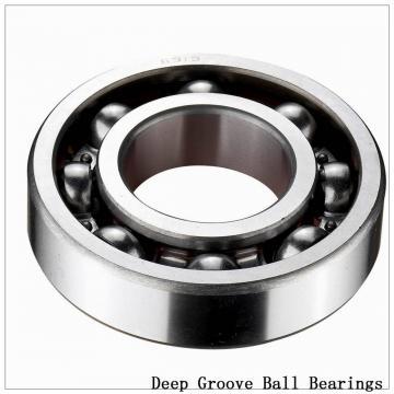 618/670F1 Deep groove ball bearings