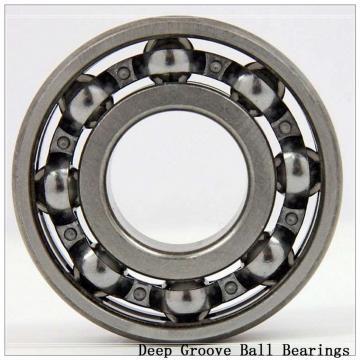 61876 Deep groove ball bearings