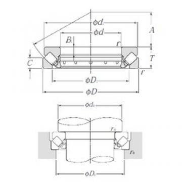 NTN 29456 Thrust Bearings