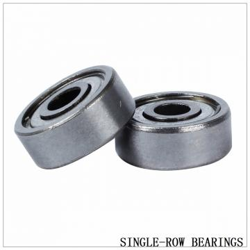 NSK  84115/84155 SINGLE-ROW BEARINGS