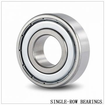 NSK  93800A/93126 SINGLE-ROW BEARINGS