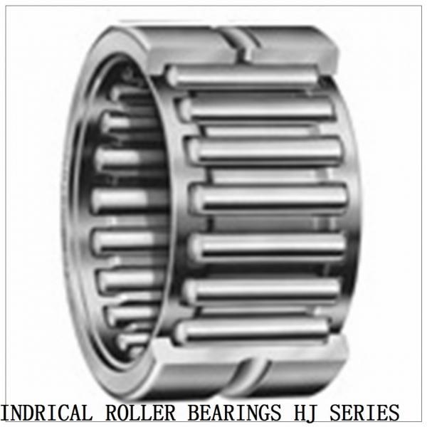 HJ-607632 CYLINDRICAL ROLLER BEARINGS HJ SERIES #2 image