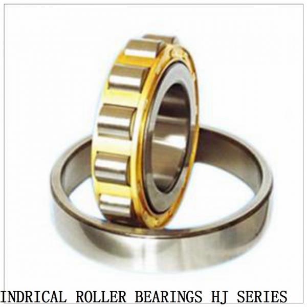 HJ-8010436 CYLINDRICAL ROLLER BEARINGS HJ SERIES #3 image