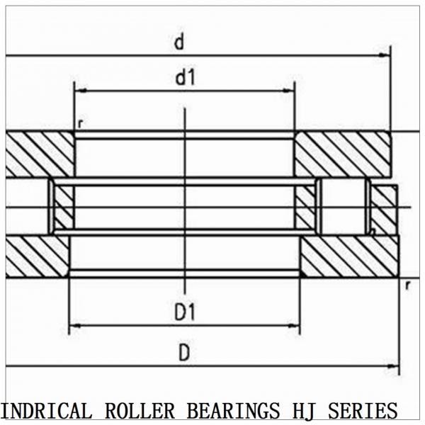 HJ-8010440 CYLINDRICAL ROLLER BEARINGS HJ SERIES #2 image