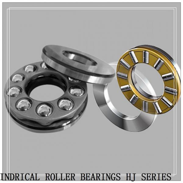 HJ-8010440 CYLINDRICAL ROLLER BEARINGS HJ SERIES #3 image